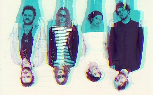 Flyying Colours готовятся выпустить дебютный альбом