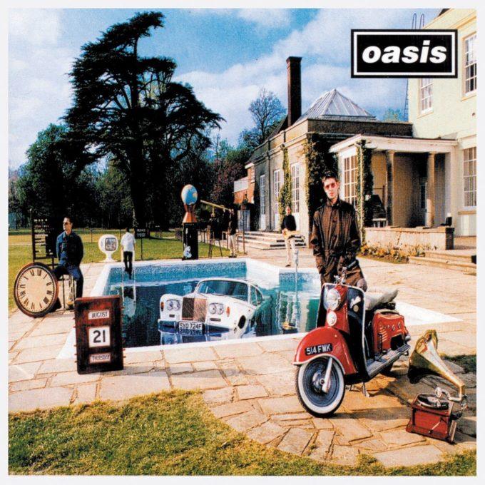 Oasis переиздадут Be Here Now