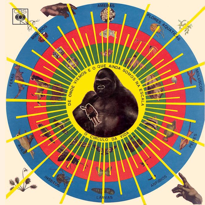 """Классический психоделический альбом Pedro Santos """"Krishnanda"""" получит виниловое переиздание"""