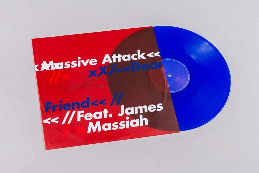Massive Attack выпустят новый сингл «Dear Friend» ограниченным тиражом 4