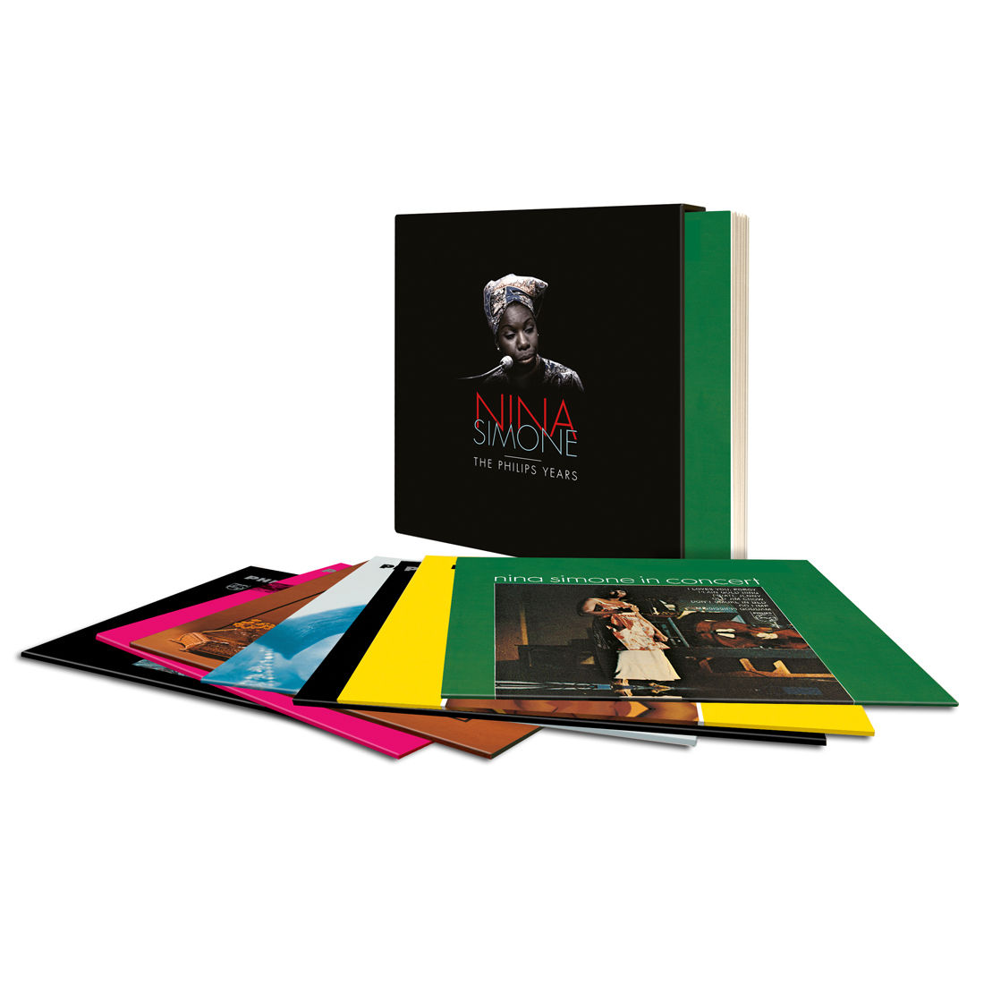 Ремастеры семи классических альбомов Нины Симон ждёт переиздание 2