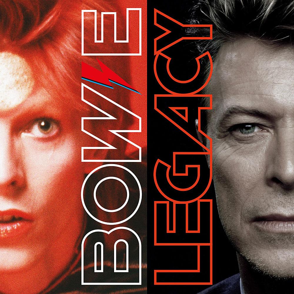 """Самые громкие хиты Дэвида Боуи будут собраны в """"Bowie Legacy"""""""