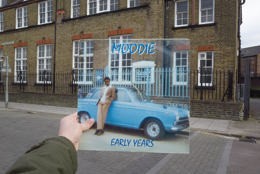В своей новой книге Алекс Бартш отследит историю лондонского регги по обложкам пластинок