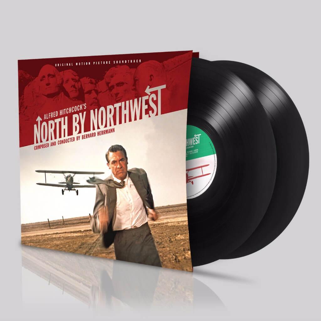 Музыка Бернарда Херрманна к фильму «На север через северо-запад» ждёт первое виниловое издание 1