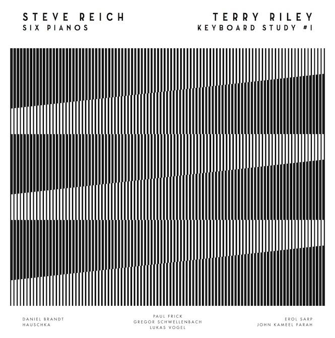 Амбициозная интерпретация фундаментального произведения Стивен Райха Six Pianos выйдет на виниле