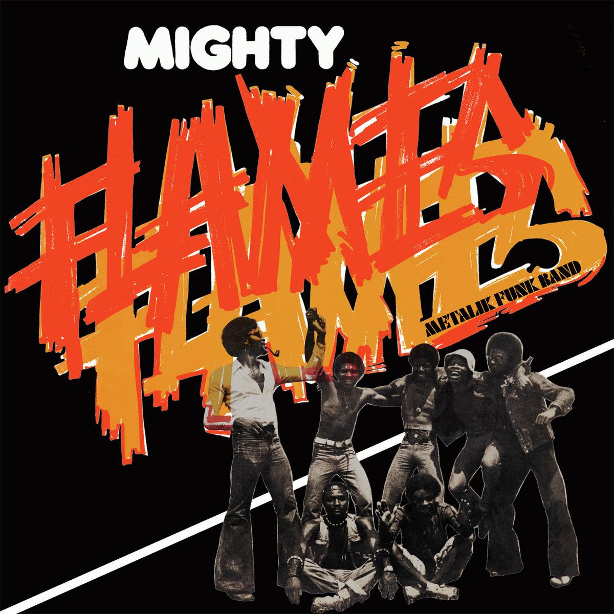 Austria PMG переиздаст ключевой альбом забытых героев афрофанка The Mighty Flames