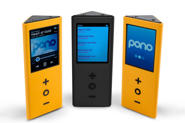 Kickstarter-кампания музыкального плеера Pono от Нила Янга стала третьей по успешности за всю историю