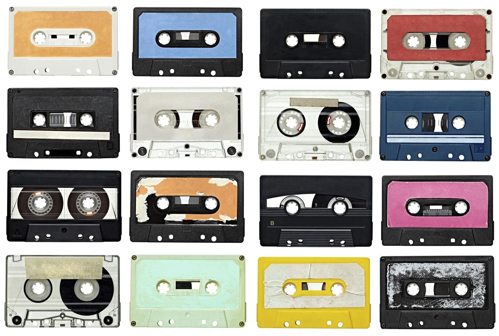 За прошлый год продажи кассет в США выросли на 74%