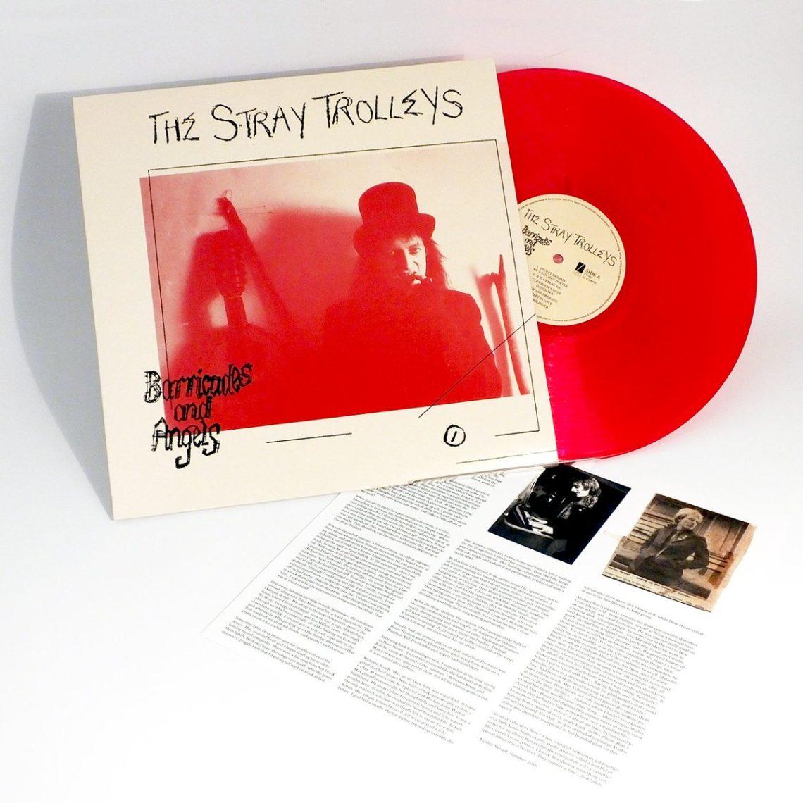 Captured Tracks переиздали единственный альбом британских глэм-рок аутсайдеров The Stray Trolleys «Barricades and Angels»