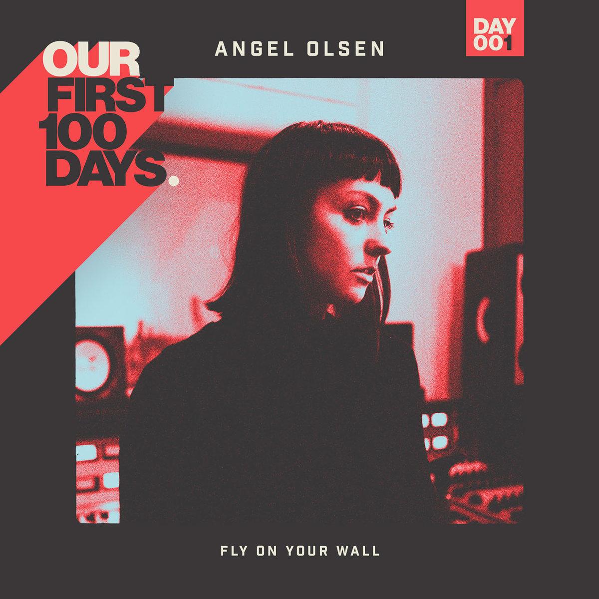 Angel Olsen выпустила новый трек «Fly On Your Wall» в рамках анти-трамповского сборника «Our First 100 Days»