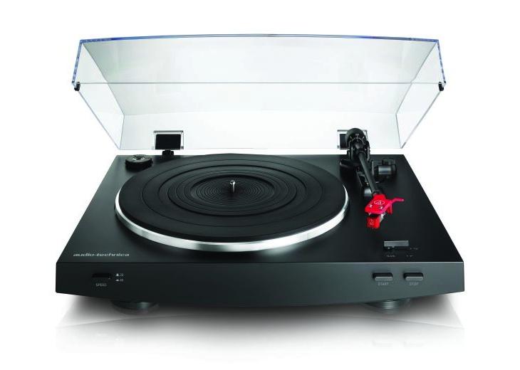 Audio-Technica представила новый бюджетный виниловый проигрыватель AT-LP3
