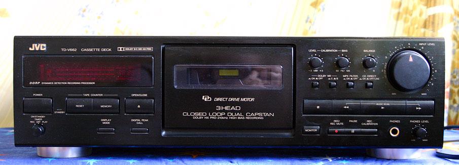 JVC TD-V662 Купить