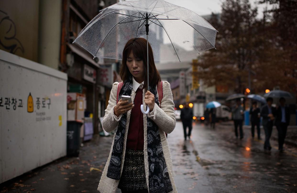 Сервис Climatune подскажет, что послушать в дождливую погоду