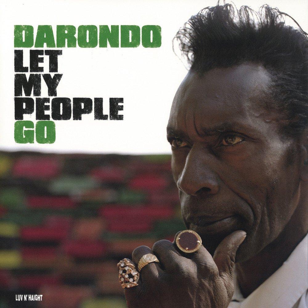 """Сборник работ серого кардинала фанка Darondo """"Let My People Go"""" получил дополнительный тираж"""