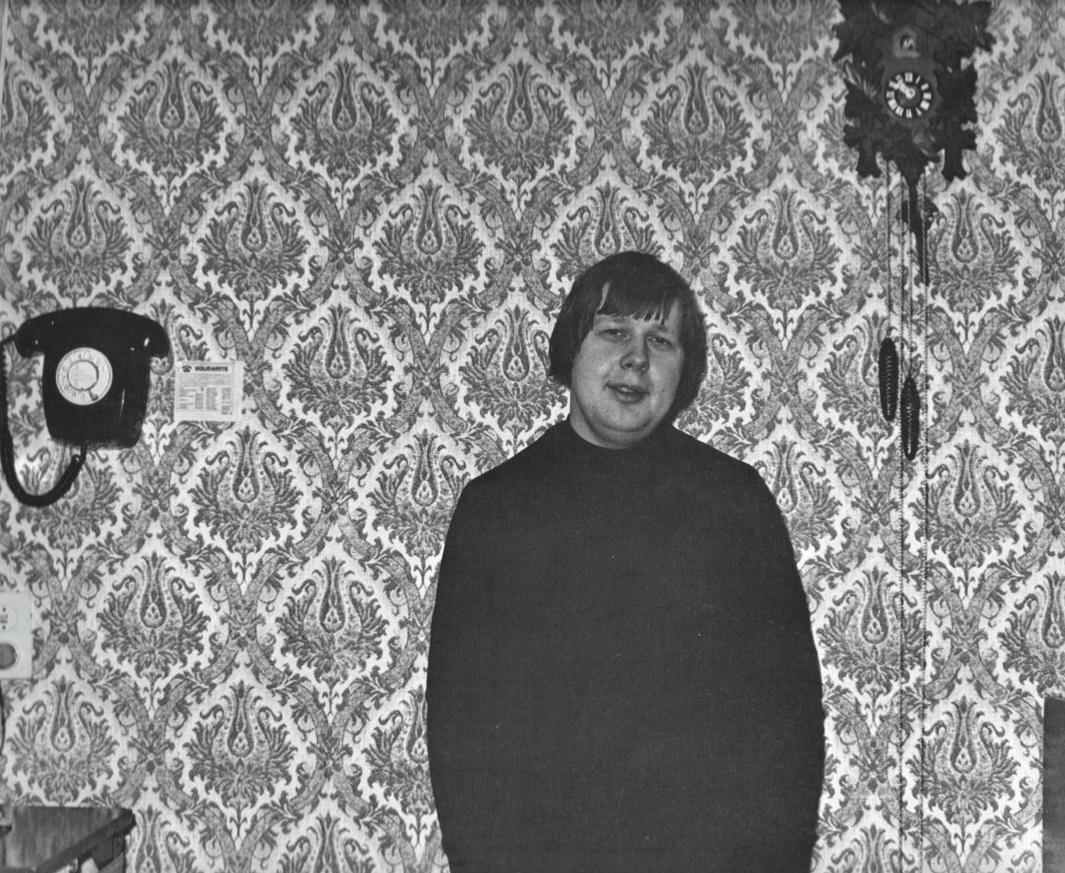 Сборник ранних записей бельгийского контемпорари-эмбиент композитора Доминика Лавальри «First Meeting» выйдет на виниле