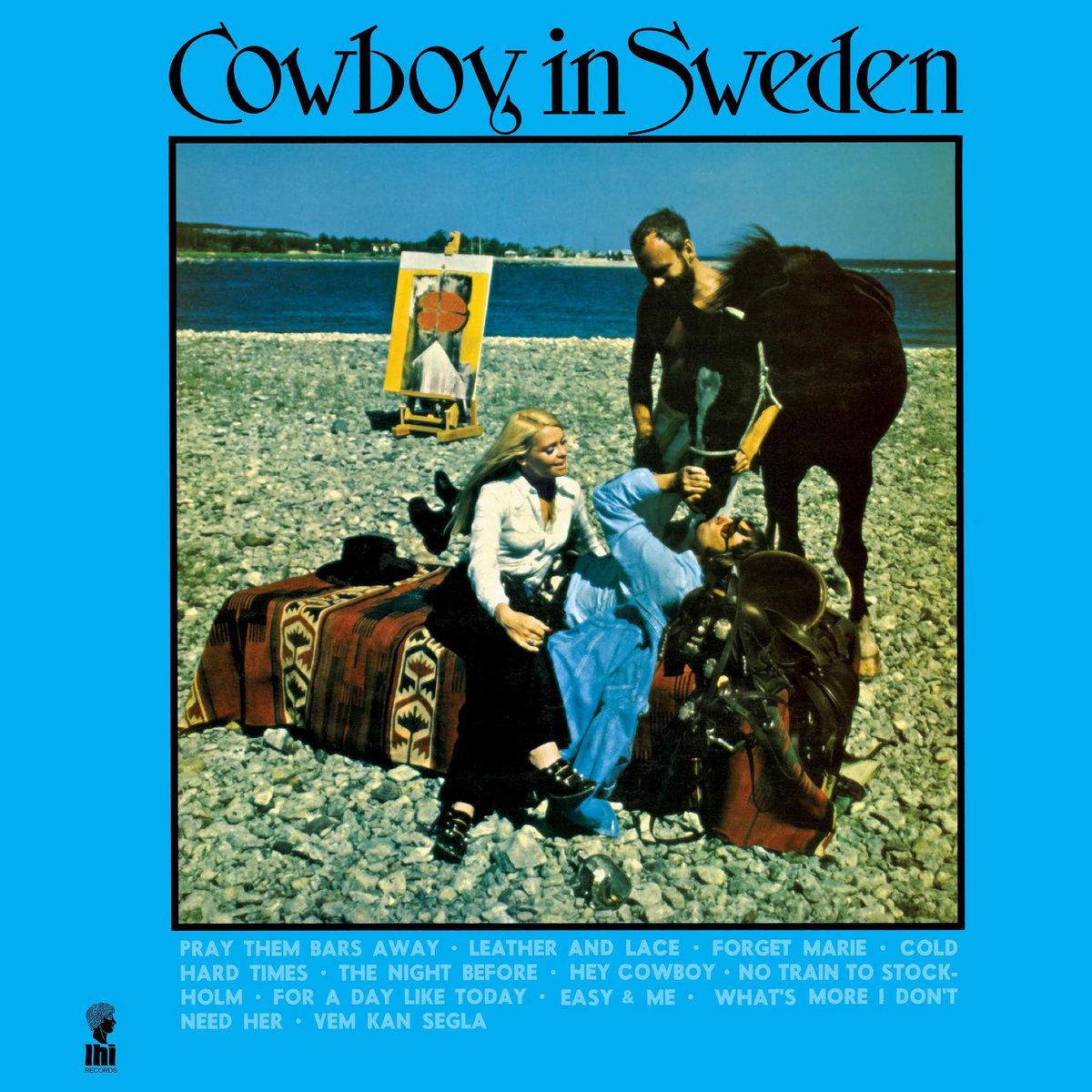 """Альбом легенды ковбойской психоделии Ли Хезлвуда """"Cowboy In Sweden"""" получил виниловое переиздание"""