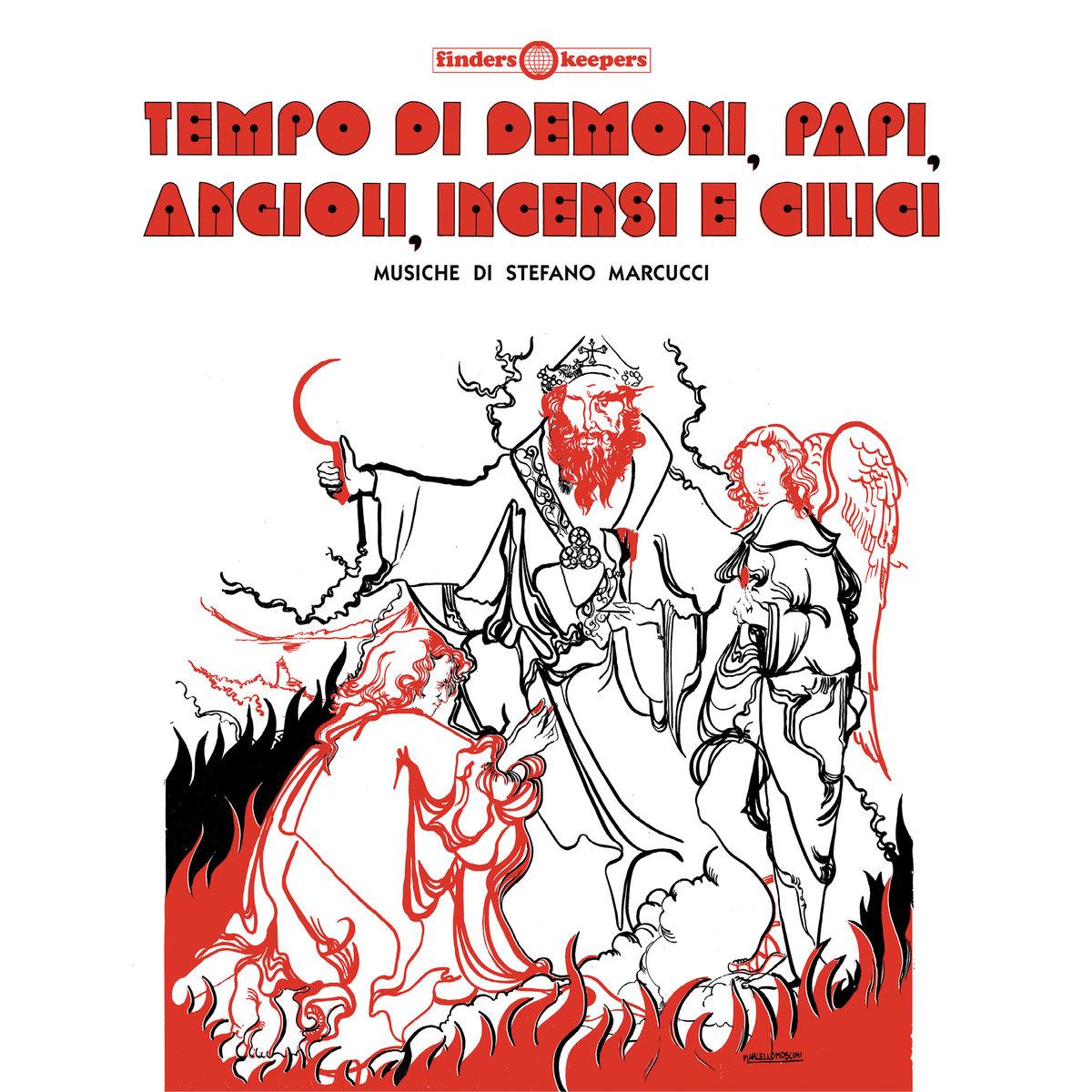 Finders Keepers переиздадут потерянный артефакт итальянской library-музыки «Tempo Di Demoni, Papi, Angioli, Incensi E Cilic
