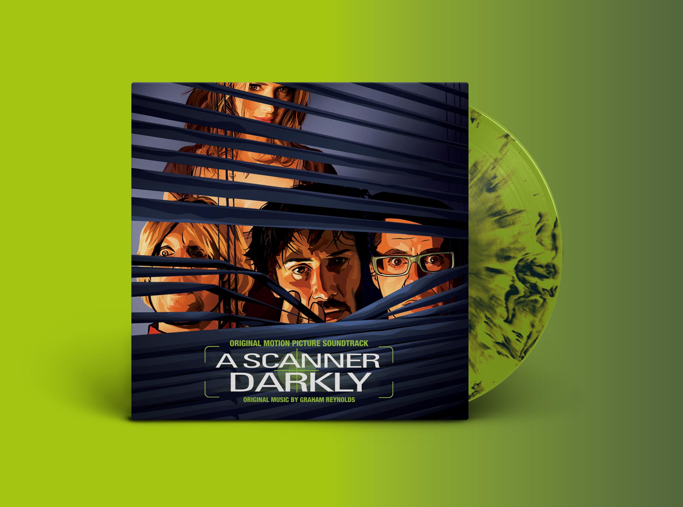 Саундтрек к психологическому киберпанк-триллеру «Помутнение» будет впервые издан на виниле