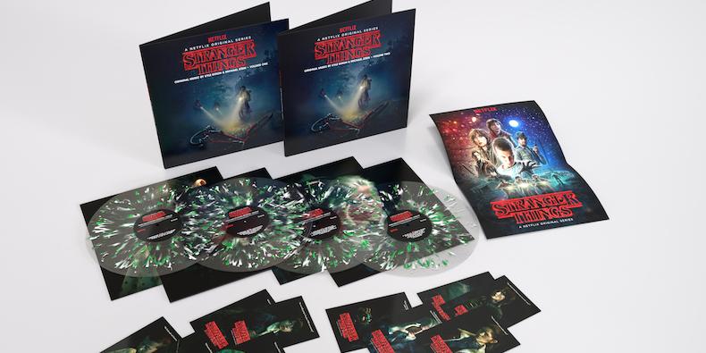 Саундтрек к сериалу «Очень странные дела» будет переиздан на виниле и выйдет в формате бокс-сета