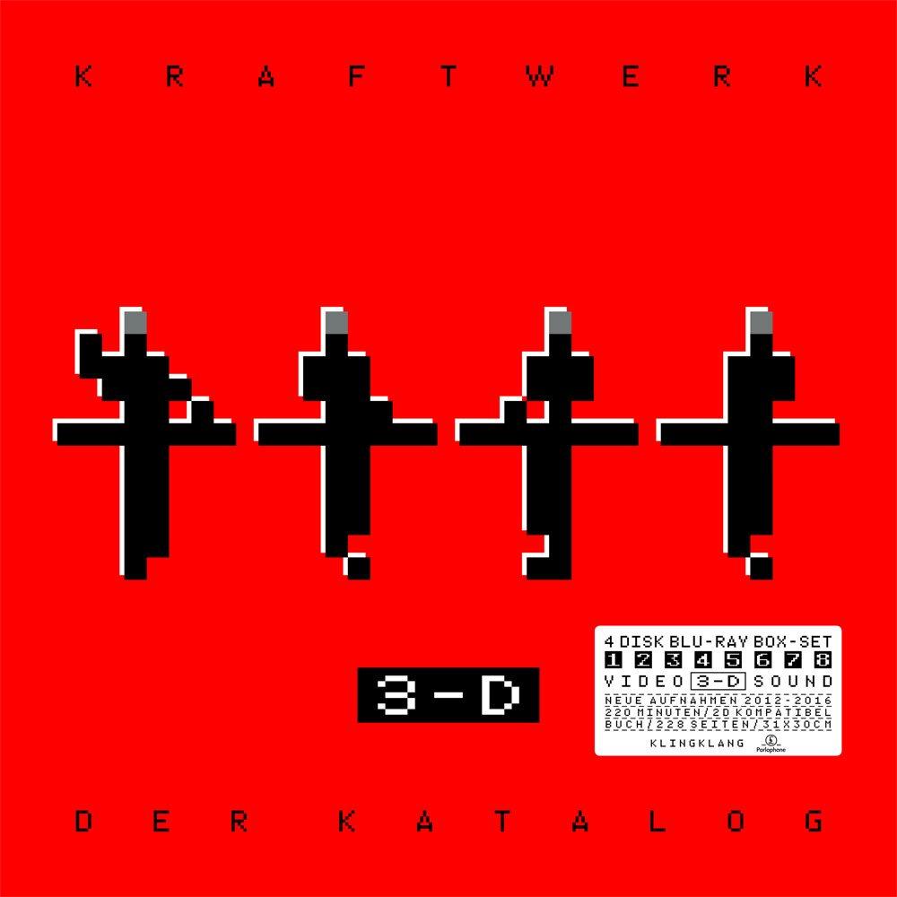 Kraftwerk выпустят новый живой альбом и концертный фильм в 3D 1