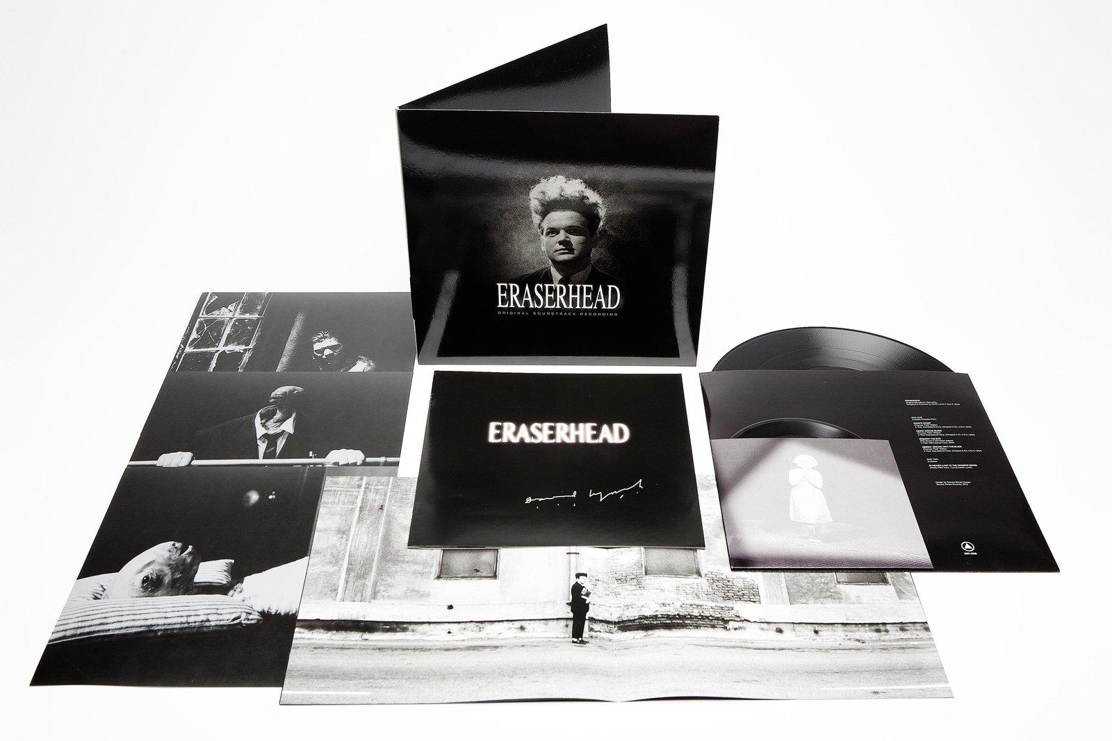 Саундтрек к сюрреалистическому шедевру Дэвида Линча «Голова-ластик» будет переиздан на серебристом виниле