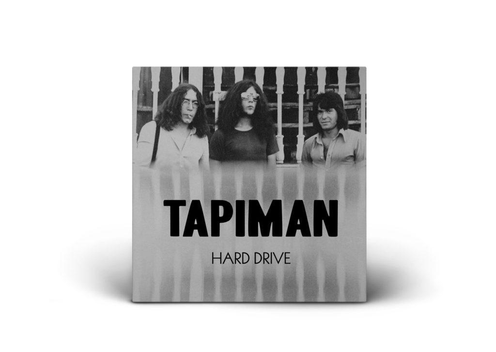 Tapiman Hard Drive рецензия