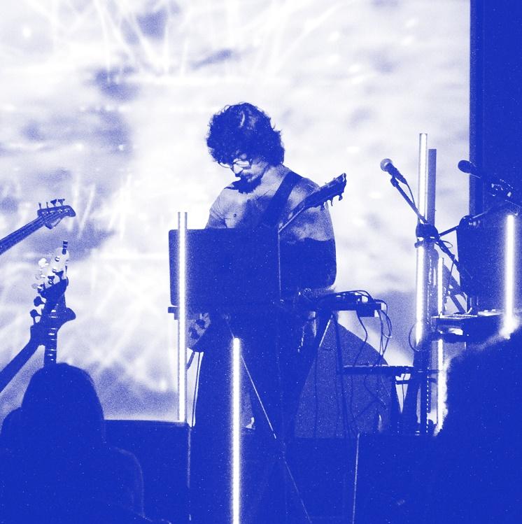 Другая музыкальная религия: первые новаторы электронного андеграунда Ирана 4