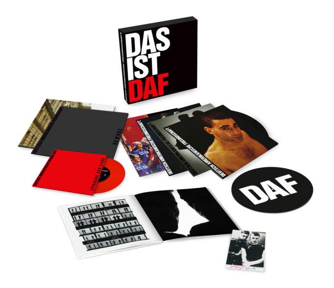 Пионеры техно DAF переиздадут 4 альбома в рамках бокс-сета «DAS IST DAF»
