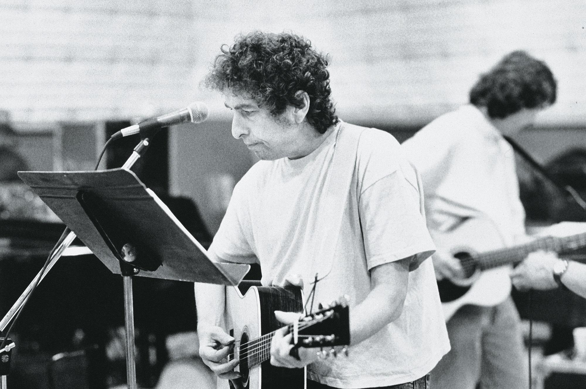 Боб Дилан рассказал о своих корнях и том, что сформировало его как художника в своей нобелевской лекции