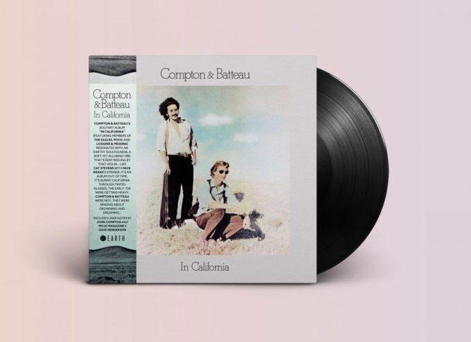 Безвременная классика барроко-фолка Compton & Batteau «In California» будет впервые переиздана
