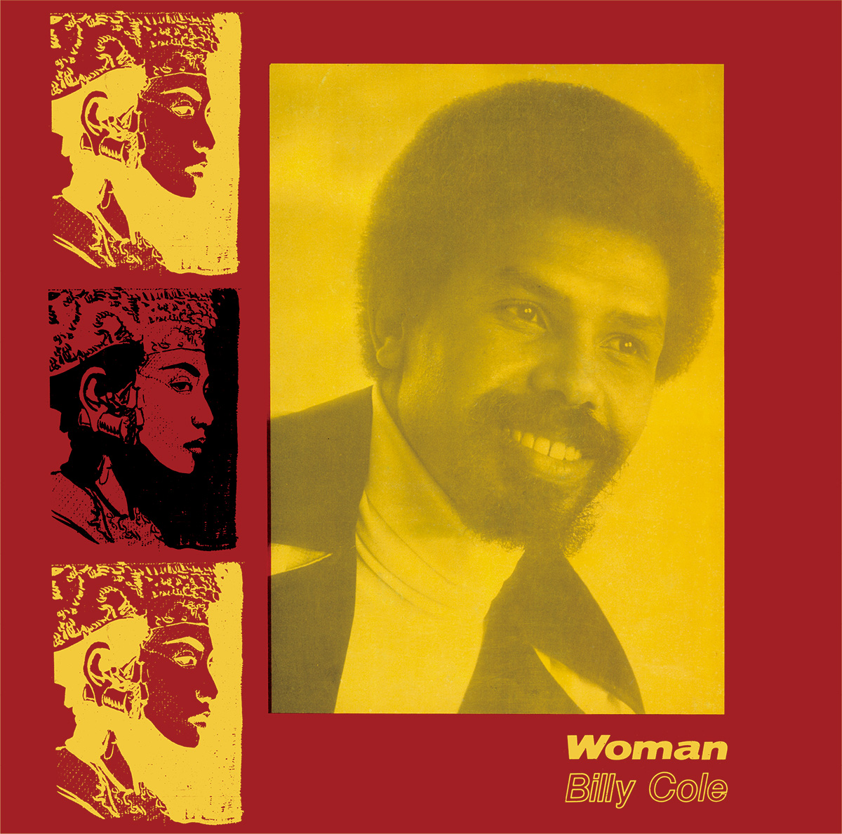 Billy Cole - Woman