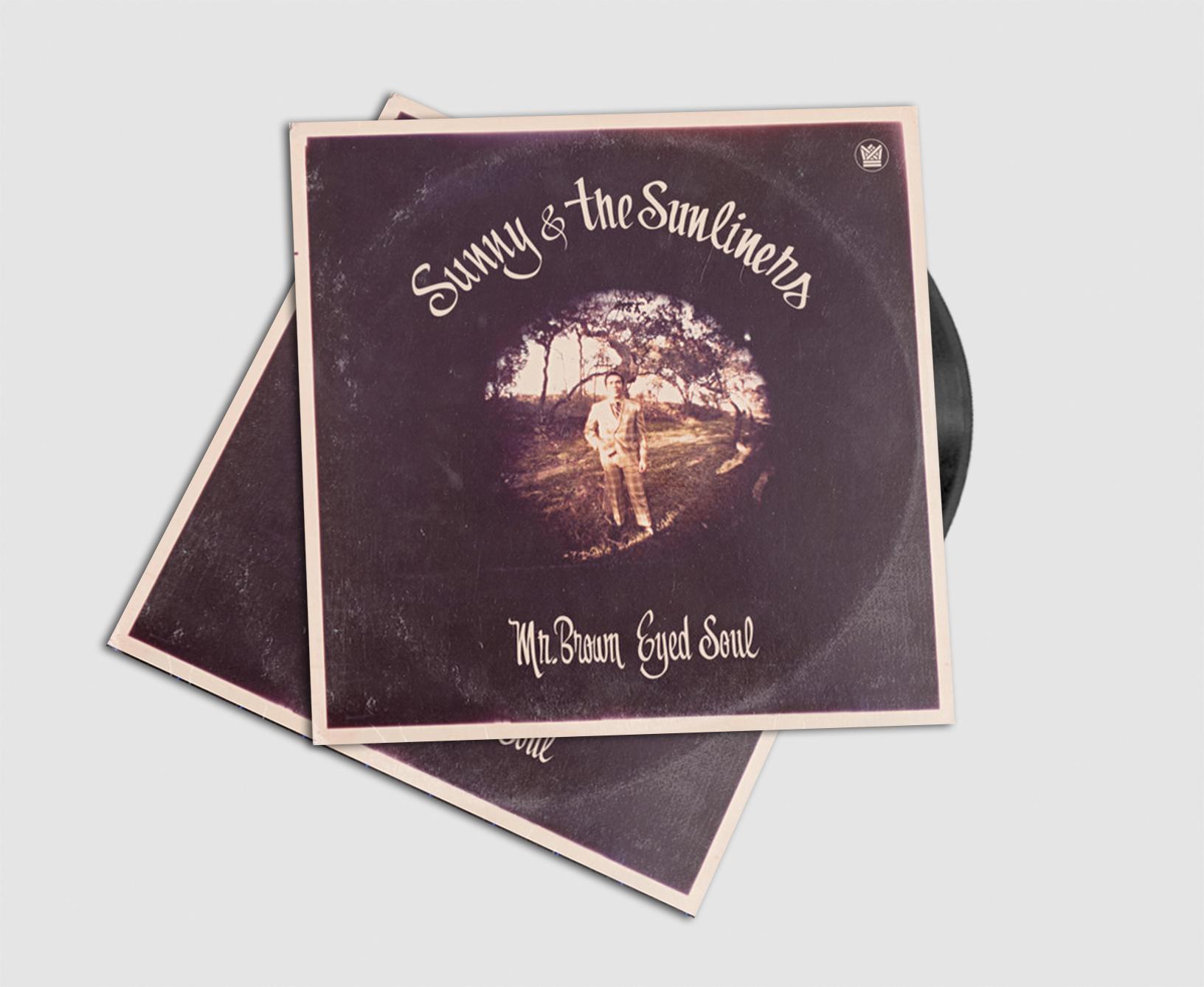 Big Crown records приоткроет дверь в мексиканский соул 60-х в компиляции Sunny And The Sunliners «Mr. Brown Eyed Soul»