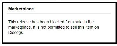 Discogs ужесточает меры относительно неофициальных релизов 1