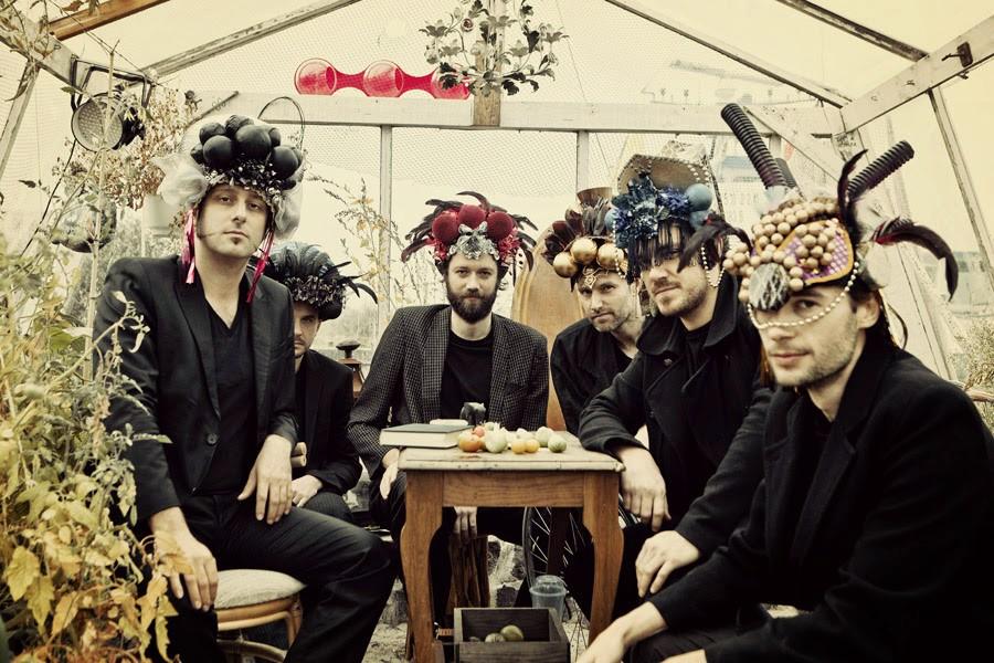 """Джаз-фьюжн коллектив BRZZVLL сочетает сюрреализм с абсурдом в новом треке """"Mantra"""""""
