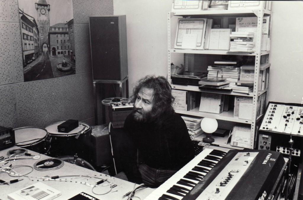 """Trunk Records издаст компиляцию непризнанного британского гения экспериментальной музыки Бейзила Кирчайна """"Basil Kirchin Is My Friend"""""""