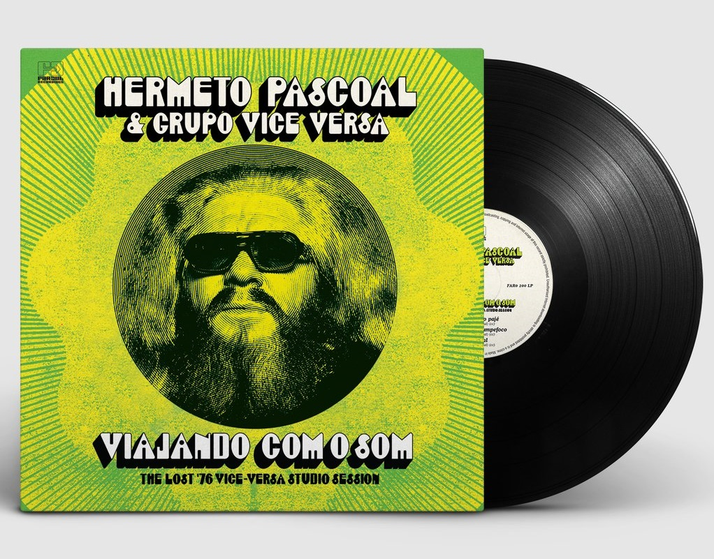 Утерянный альбом бразильского мультиинструменталиста Эрмето Паскаля 1976 года будет впервые издан на виниле