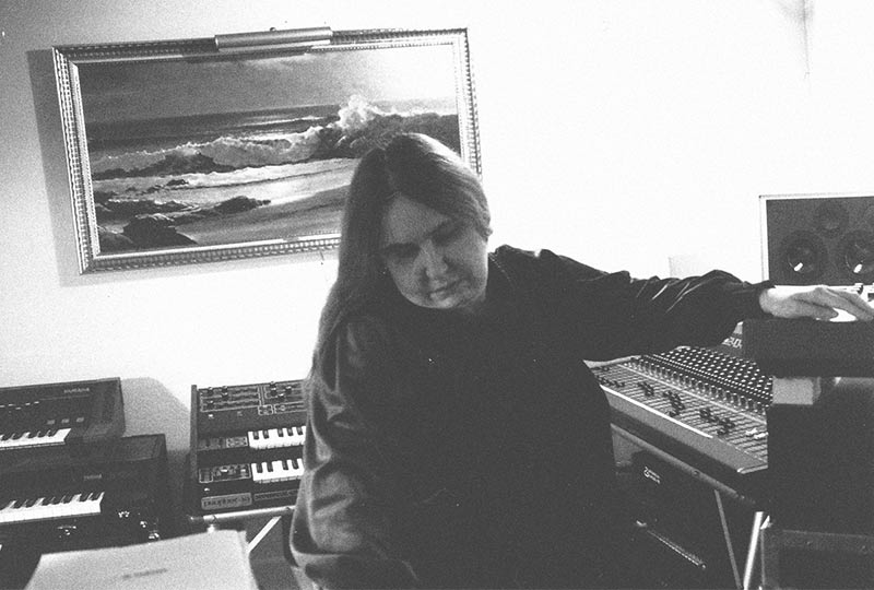 "Паулина Анна Стром (Pauline Anna Strom) ""Trans-Millenia Music"""