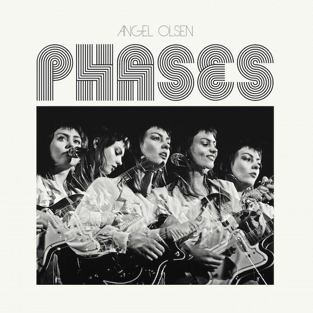 """Эйнджел Олсен анонсировала коллекцию редких записей """"Phases"""" и поделилась новой композицией """"Special"""" 1"""