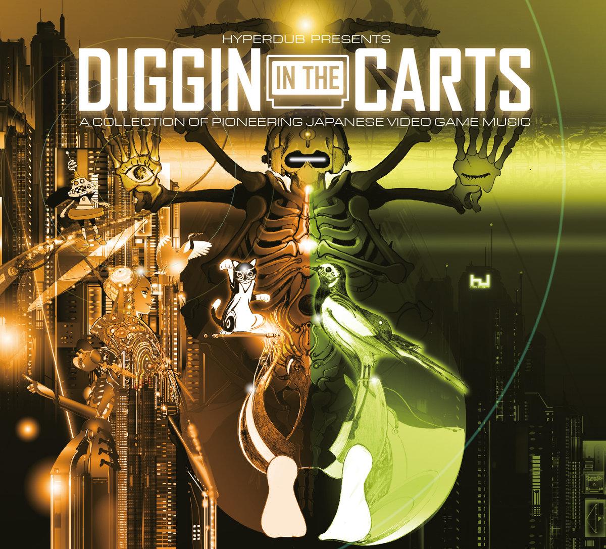 """Hyperdub соберет редкую музыку из ранних японских видеоигр в компиляции """"Diggin' In The Carts"""""""