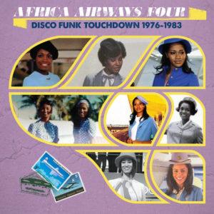 Africa Seven открывает новые грани африканского диско-фанка в четвертой части серии компиляций Africa Airways