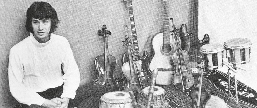 """Вдохновленный легендами о короле Артуре альбом """"Les Légendes De Brocéliande"""" мультиинструменталиста Сержа Було получил переиздание 1"""