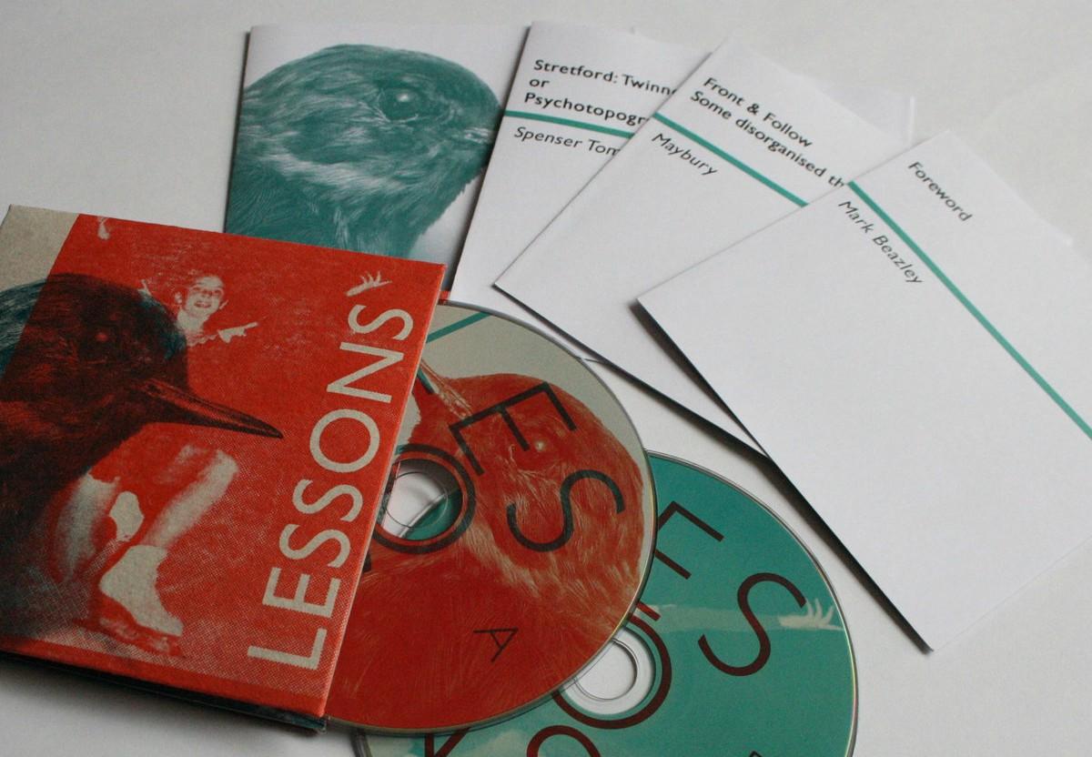 """Лейбл Front And Follow отметил свой десятилетний юбилей новым сборником """"LESSONS"""""""
