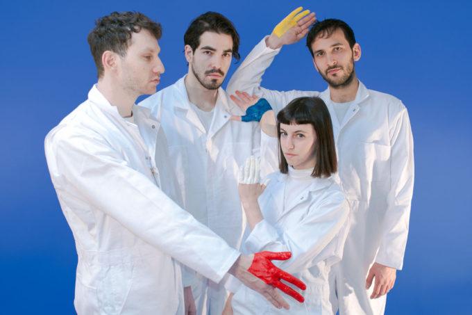 """Operator Music Band поделились первым синглом с нового мини-альбома """"Realistic Saturation"""""""