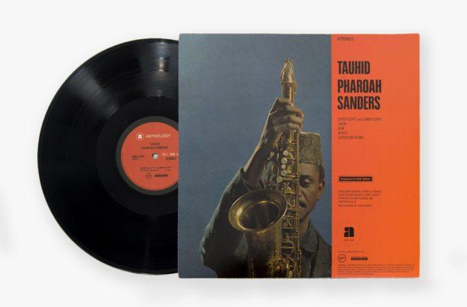 Анонсировано делюкс-переиздание трех альбомов легенды джаза Фэроу Сандерса (Pharoah Sanders)