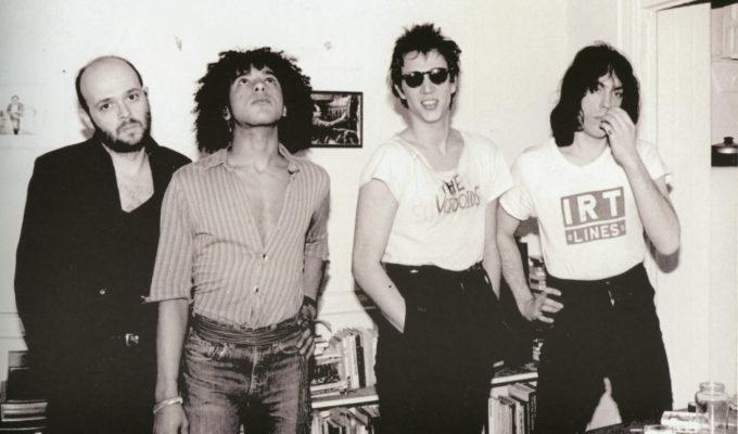 """Альбом """"Blank Generation"""" нью-йоркских панк-рокеров Richard Hell and the Voidoids получит юбилейное переиздание"""