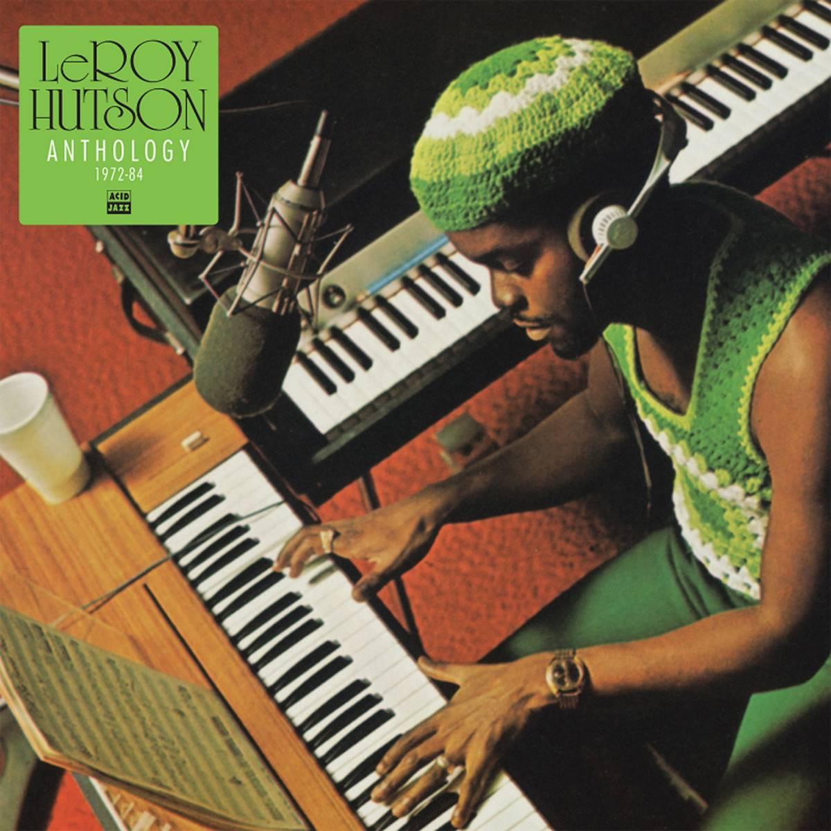 Acid Jazz издал ретроспективу творчества соул-легенды Лероя Хатсона