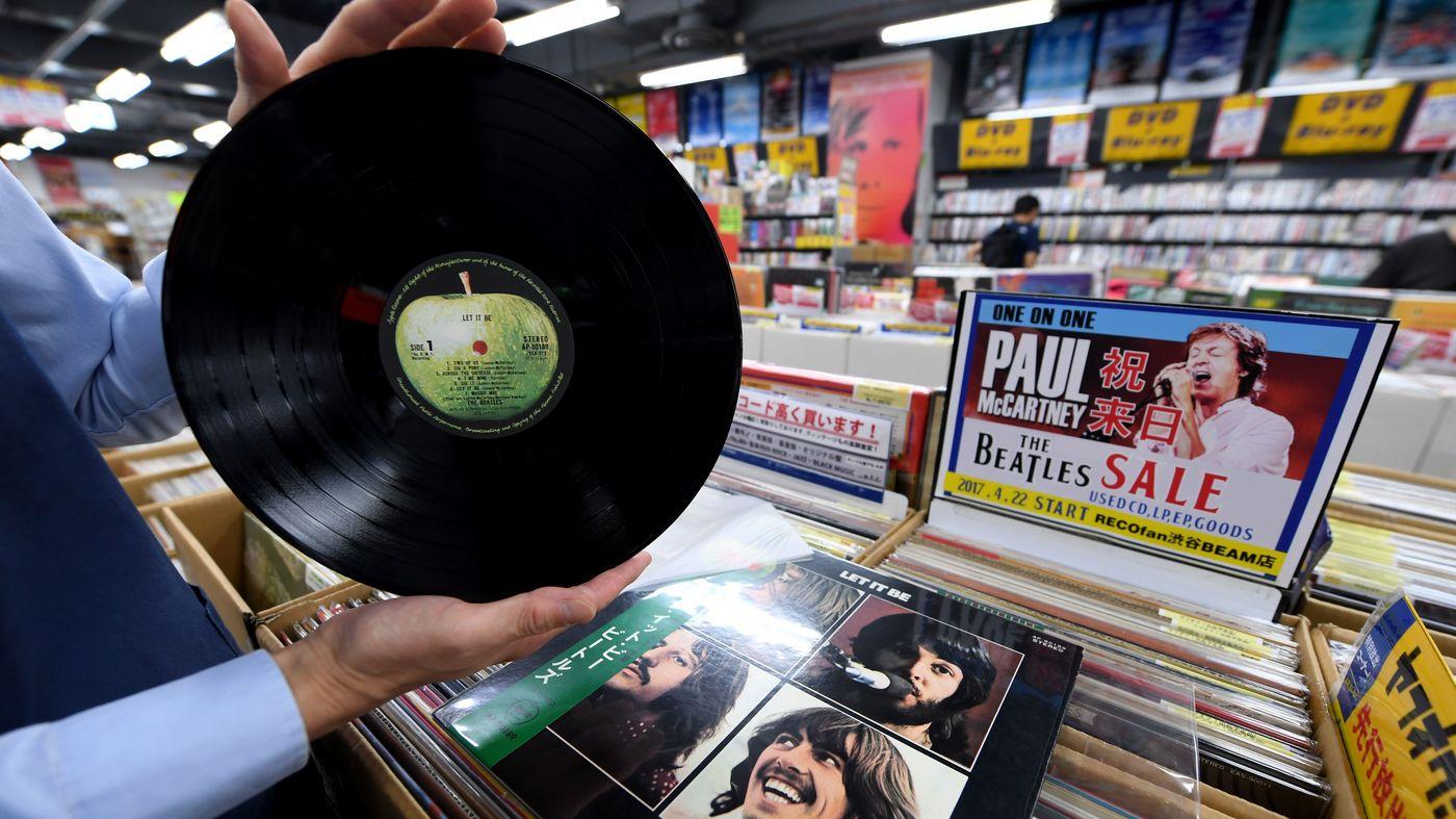 Продажи винила вновь выросли и приблизились к 10 миллионам проданных за этот год пластинок