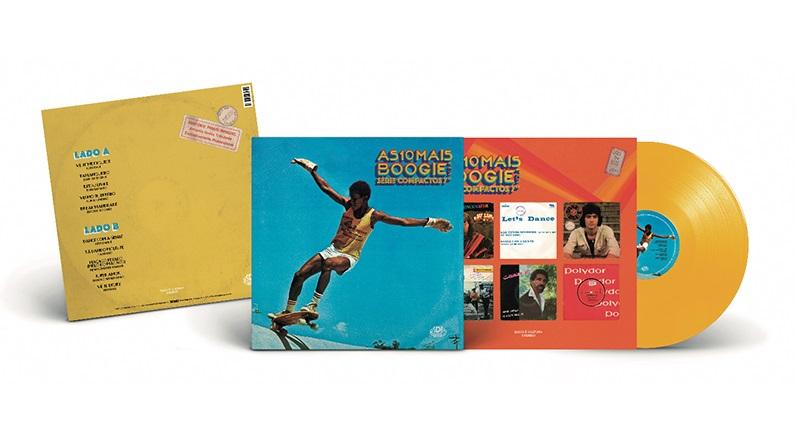 Somatoria Do Barulho откроет миру бразильский буги-андеграунд в 1980-х в новой компиляции
