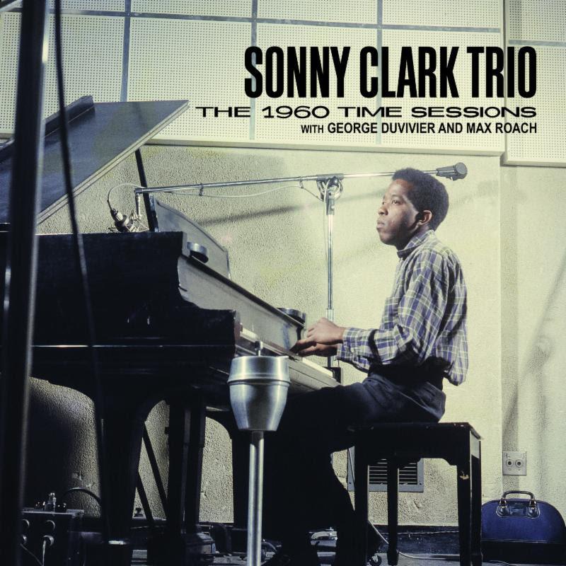 """Работа джазового трио Сони Кларка """"The 1960 Time Sessions"""" получит виниловое переиздание"""