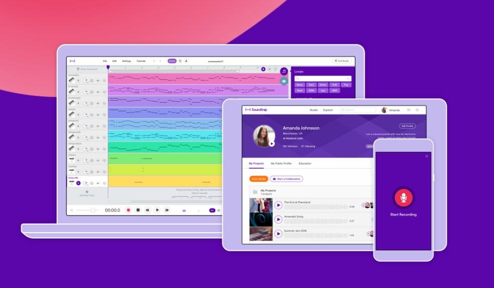 Spotify приобрел онлайн-студию SoundTrap